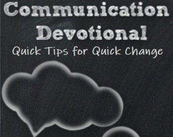 The Communication Devotional (eBook)