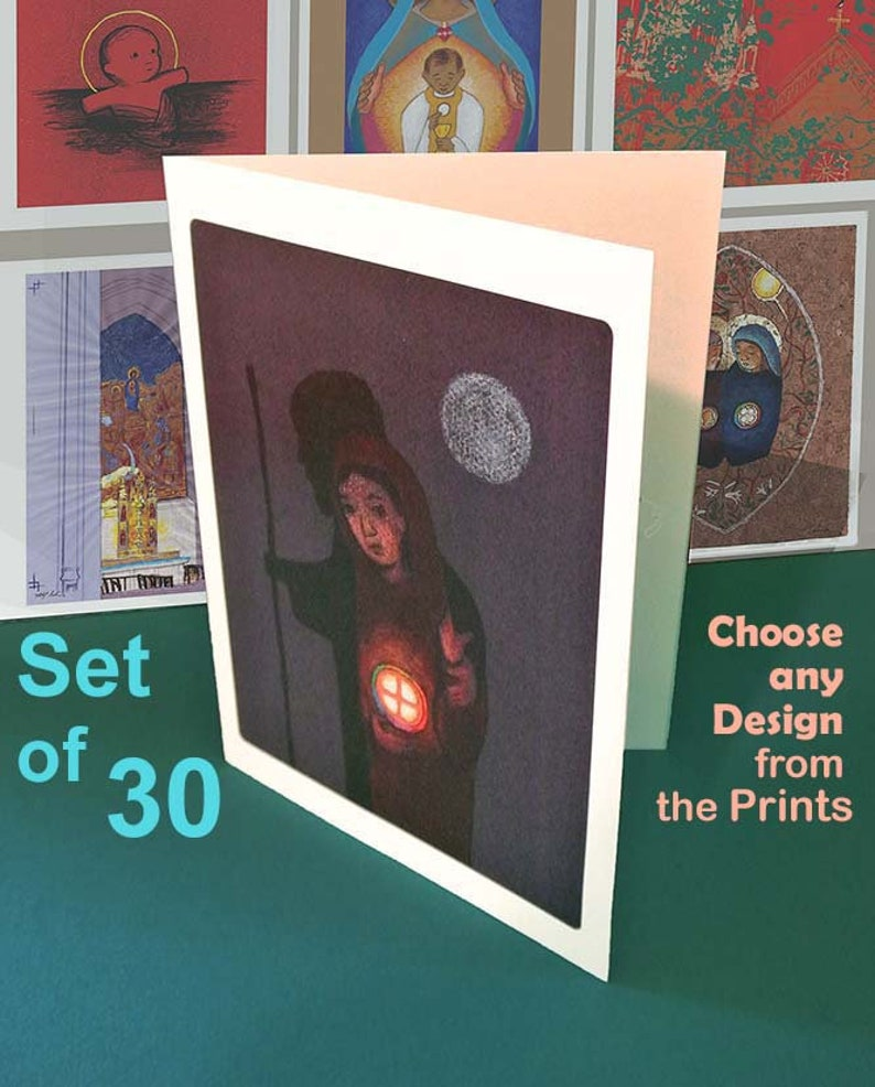 Greeting Cards 5x 7 Set of 30 image 0