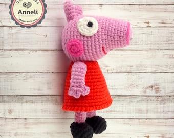 Amigurumi Pony Häkeln Pony Pony Spielzeug Häkeln Amigurumi Etsy