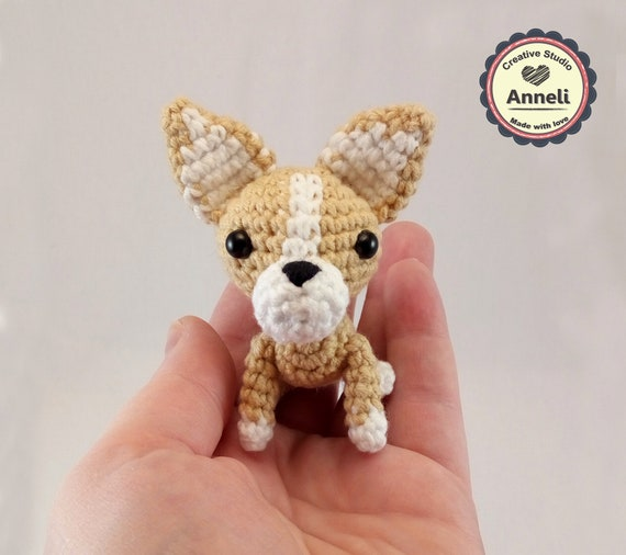 25 Free Amigurumi Dog Crochet Patterns to Download Now! | 506x570