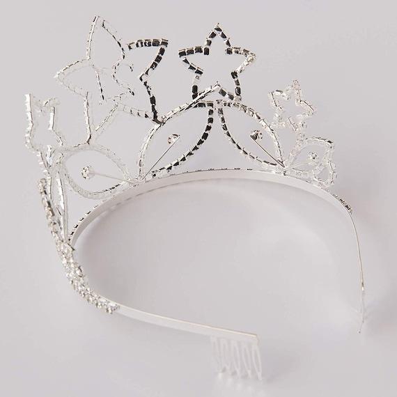 21st Birthday Tiara And Sash 21 Rhinestone Silver And Pink Crown Accessories Bundle Set Birthday Party Supplies Decoration Deas