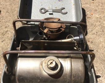 Vintage Primus  Burner Camp Stove PT-1 made in USSR for outdoor Hiking Camping