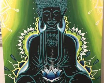 The Zen Buddha