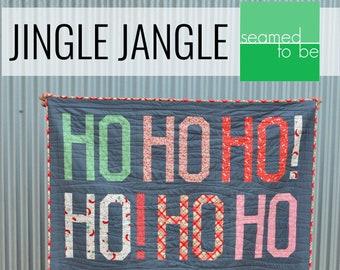 Jingle Jangle Quilt PDF Pattern