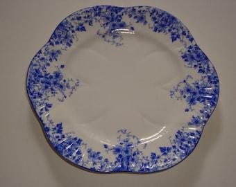 "Shelley DAINTY BLUE 8"" Salad Plate"