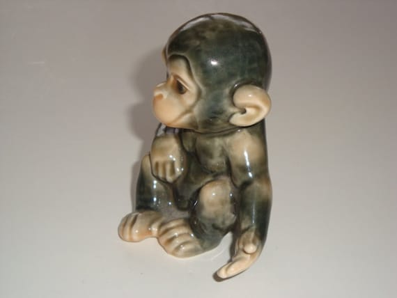 "VTG Precious Moments Goebel ""Today's Children"" Stamp Collector 1978 Figurine"