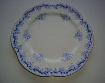 Shelley HEAVENLY BLUE Salad Plate