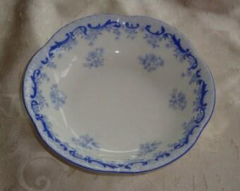 Shelley HEAVENLY BLUE Fruit Bowl