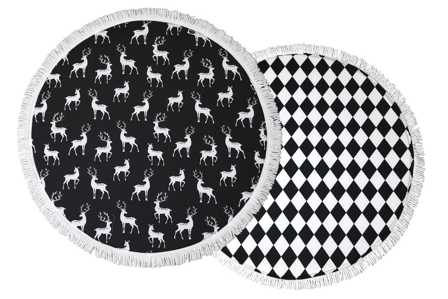 Sale Baby Play Mat Padded Play Mat Black And White