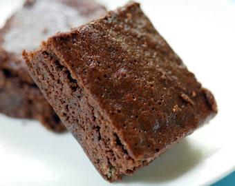 Chocolate Brownies MADE FRESH(One DOZEN)