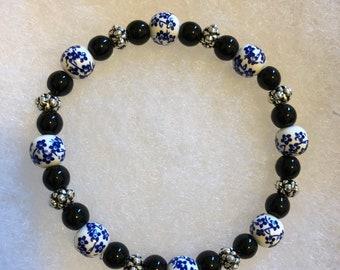 Reiki Infused Gemstone Healing Bracelet