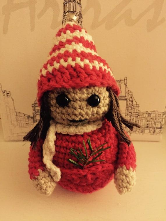 Christmas Elf Amigurumi crochet pattern Elfe de Noël   Etsy