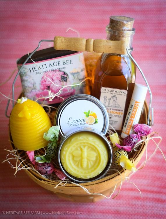 Lovely handmade basket