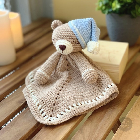Lovey Crochet Patterns {Cute security blankets for your baby ... | 570x570
