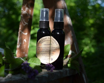 Repellent body natural insect repellent