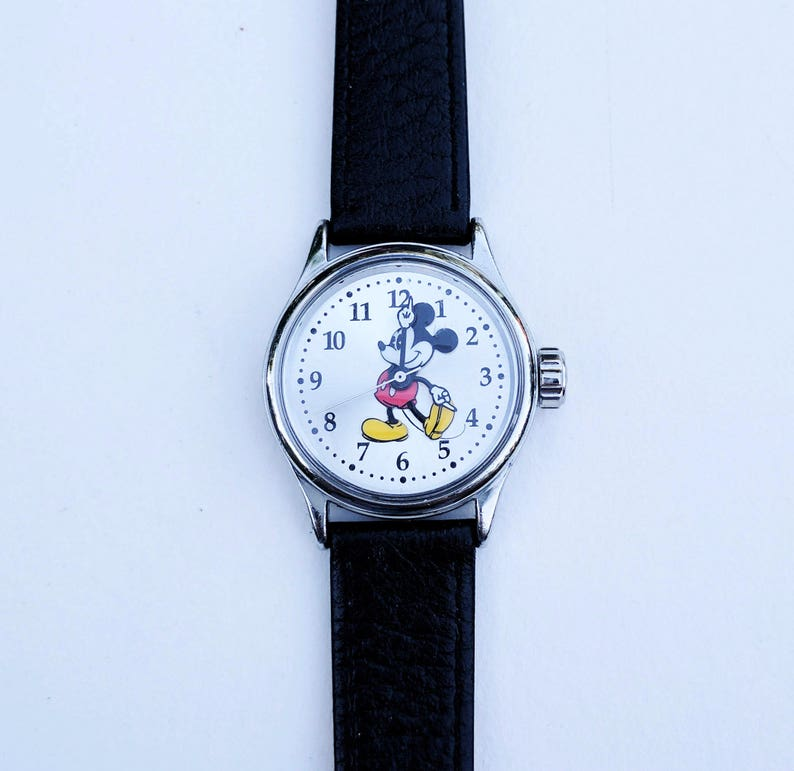 Walt Disney Watch For Men Mickey Mouse Watch For Women Womens Watch For Ladies Watch Mens Watch Disneyland Tickets Fan Disney Ears