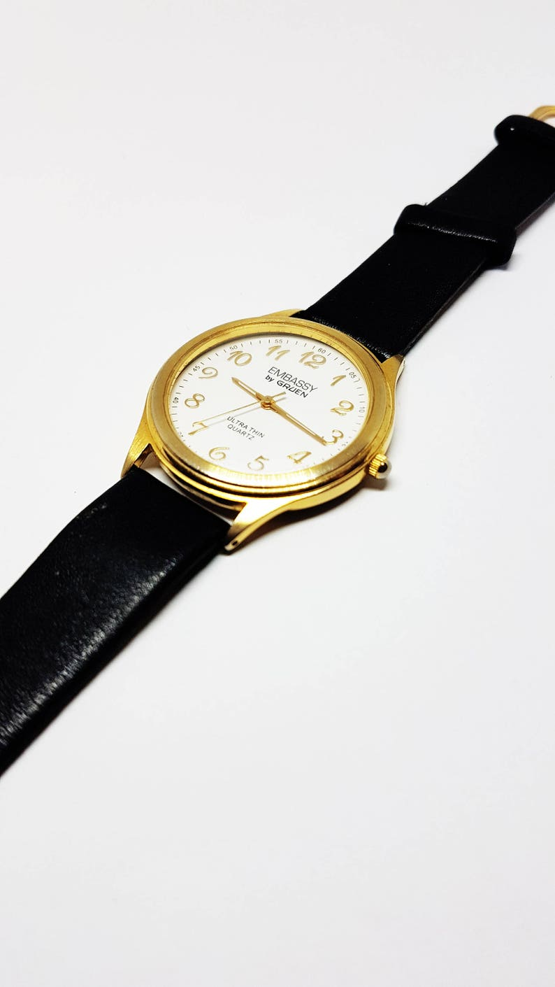 662d4880fc082 Embassy Watch by Gruen Watch Ladies Gold Watch Watch for