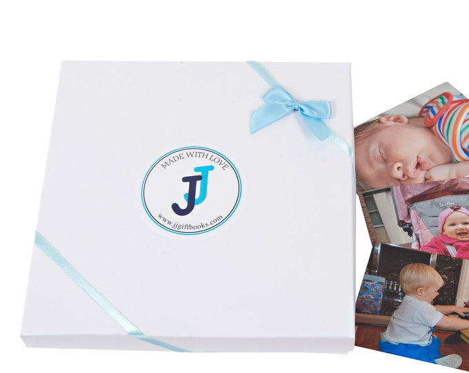 The Ultimate Gift Package - 9 Photo Prints for any of our keepsake book, gift-wrapped and in a Gift Box