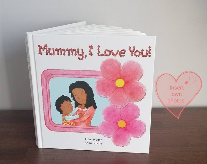 Mummy, I Love You! - Black Hair/ Dark Skin