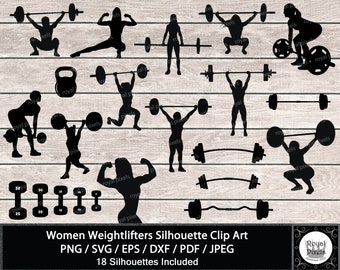 SALE 100 DUMBBELL clipart weights clipart rainbow dumbbell | Etsy