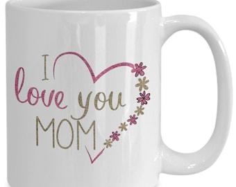 I love you mom (Free Shipping)