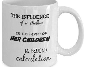 The influence of a mother (Free Shipping)