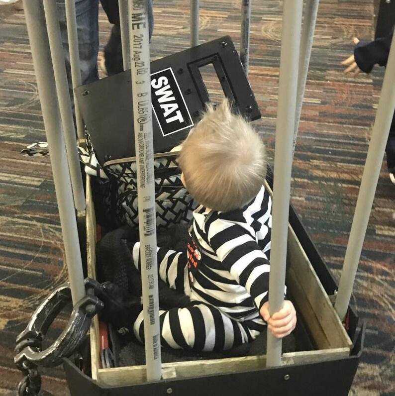 Baby Gift BoyGirl Leggings Black and White 1 Stripe Baby Cuff Leggings Toddler Leggings