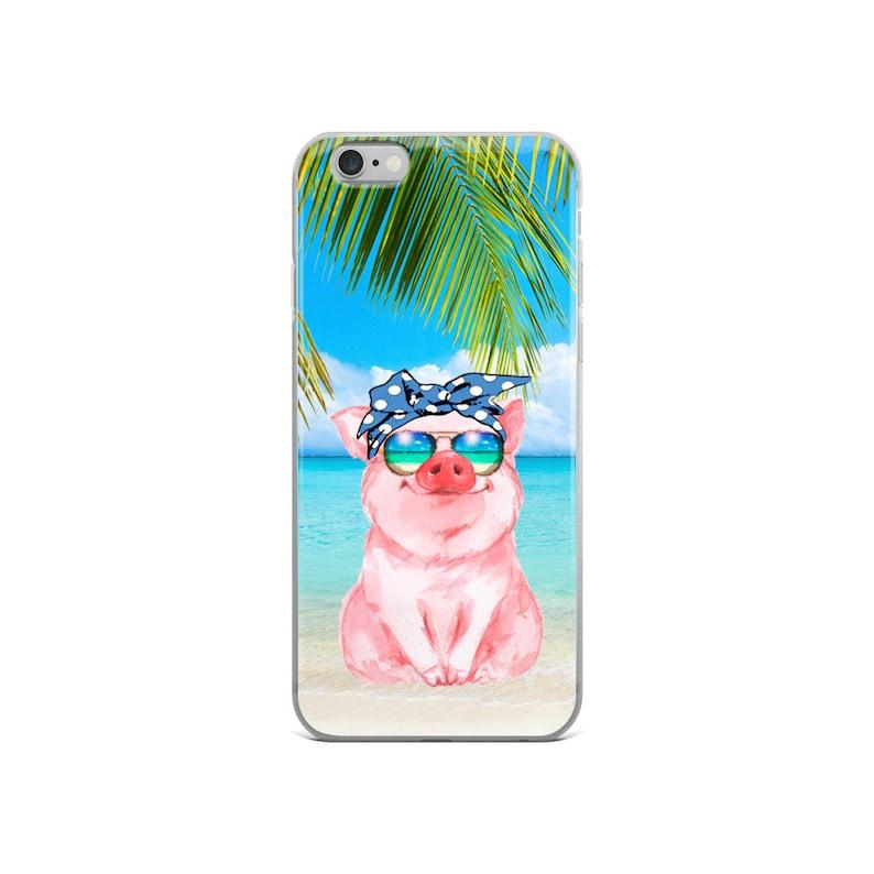 8 Plus 7 Plus 11 Plus Cute Pig iPhone Case 11 X 7 XS XS Max XR 8
