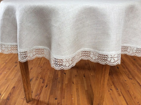 Linen Lace Gift Ideas Eighth Year Anniversary Gift Ideas