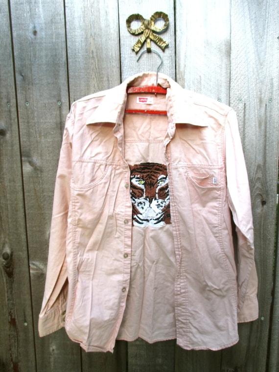 Vintage Levi Original Levi Shirt Levi's Shirt Vint