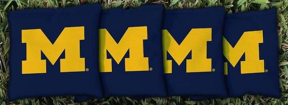 Michigan carcajou Cornhole 4 sacs