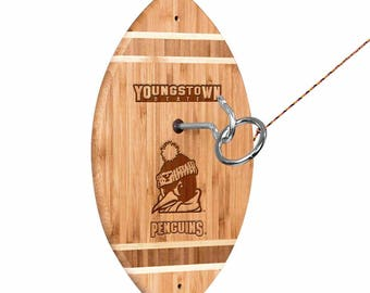Youngstown State University Penguins Tiki Toss