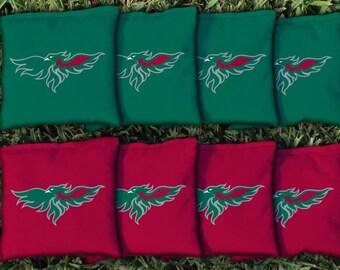 University Of Wisconsin Green Bay Phoenix Cornhole Bag Set