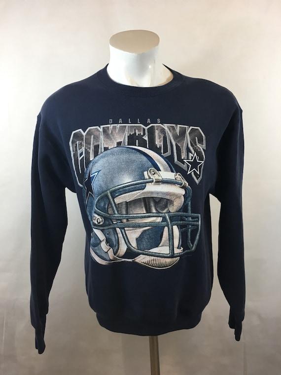 Vintage Dallas Cowboys Crewneck Sweatshirt Sweater Comfy Cozy  9ca41c281