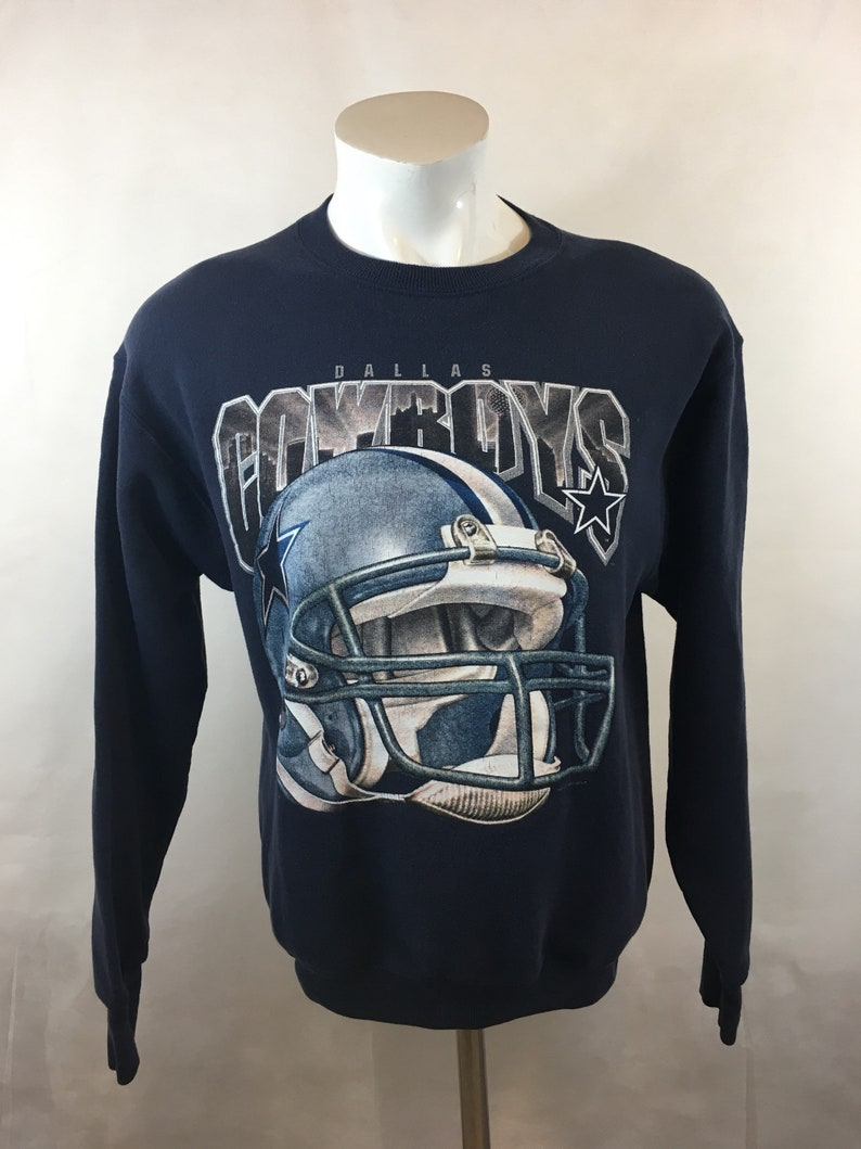 21419f1a Vintage Dallas Cowboys Crewneck Sweatshirt Sweater Comfy Cozy Oversized  1997 971990s X Large Texas Warm NFL Football L USA XL Helmet Star