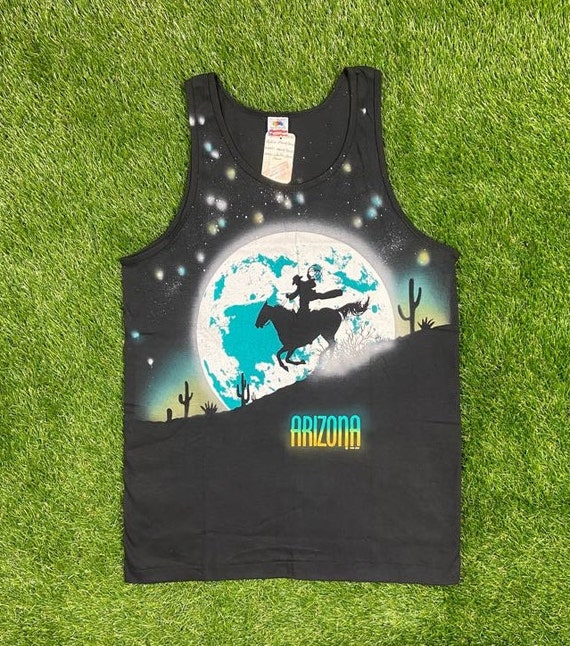 Vintage 80s 90s Ghosts Goblins and Witches Halloween Vest Size M Women/'s Clothing Costumes