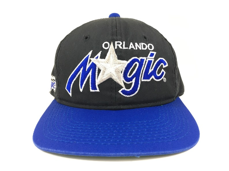 f731257f900 Vintage Orlando Magic Deadstock 1995 NBA Sports Specialties