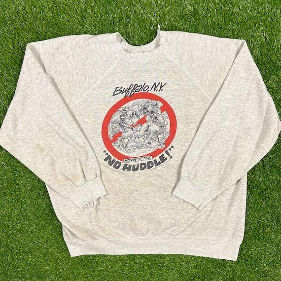 Vintage Buffalo Bills NFL Football Crewneck Sweats