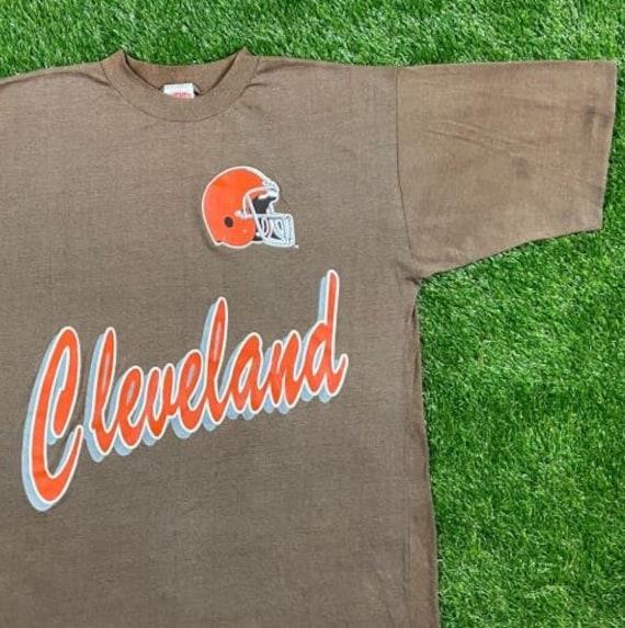 3X Cleveland Hype Team Bleached T-Shirt