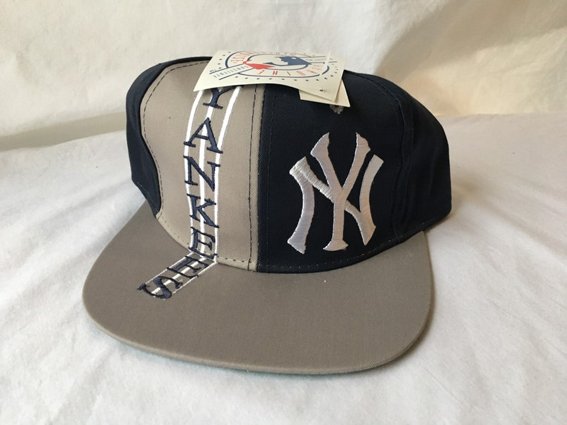 9a2176e59a20a Vintage New York Yankees Hat FREE Shipping Deadstock Snapback