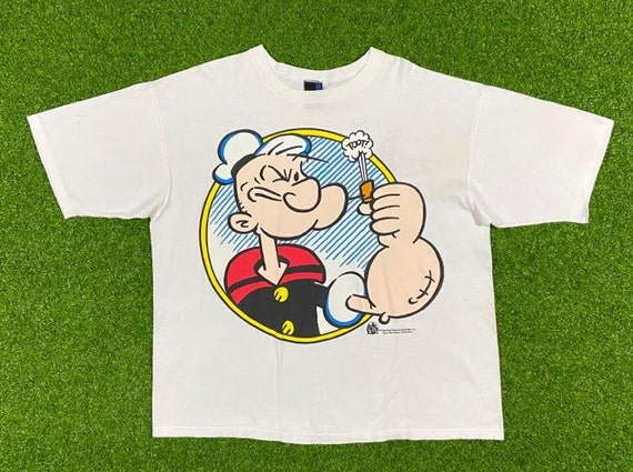 Vintage Popeye the Sailor Universal City Graphic T