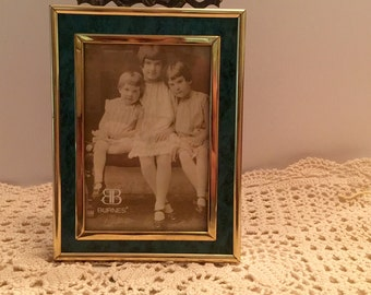 Vintage Look Decorative Frame 4 1/2 x 3