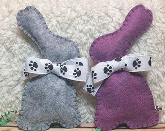 Organic Catnip Easter Bunny Toy