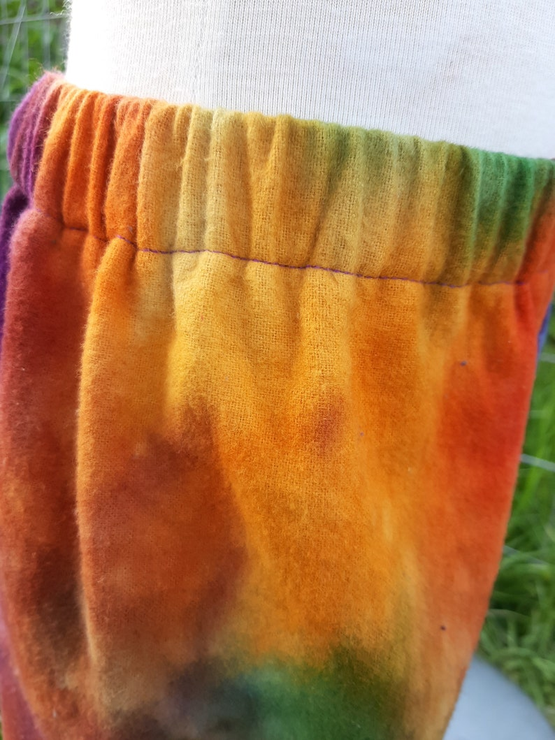 size 12 months Baby Tie Dyed Cozy Pants