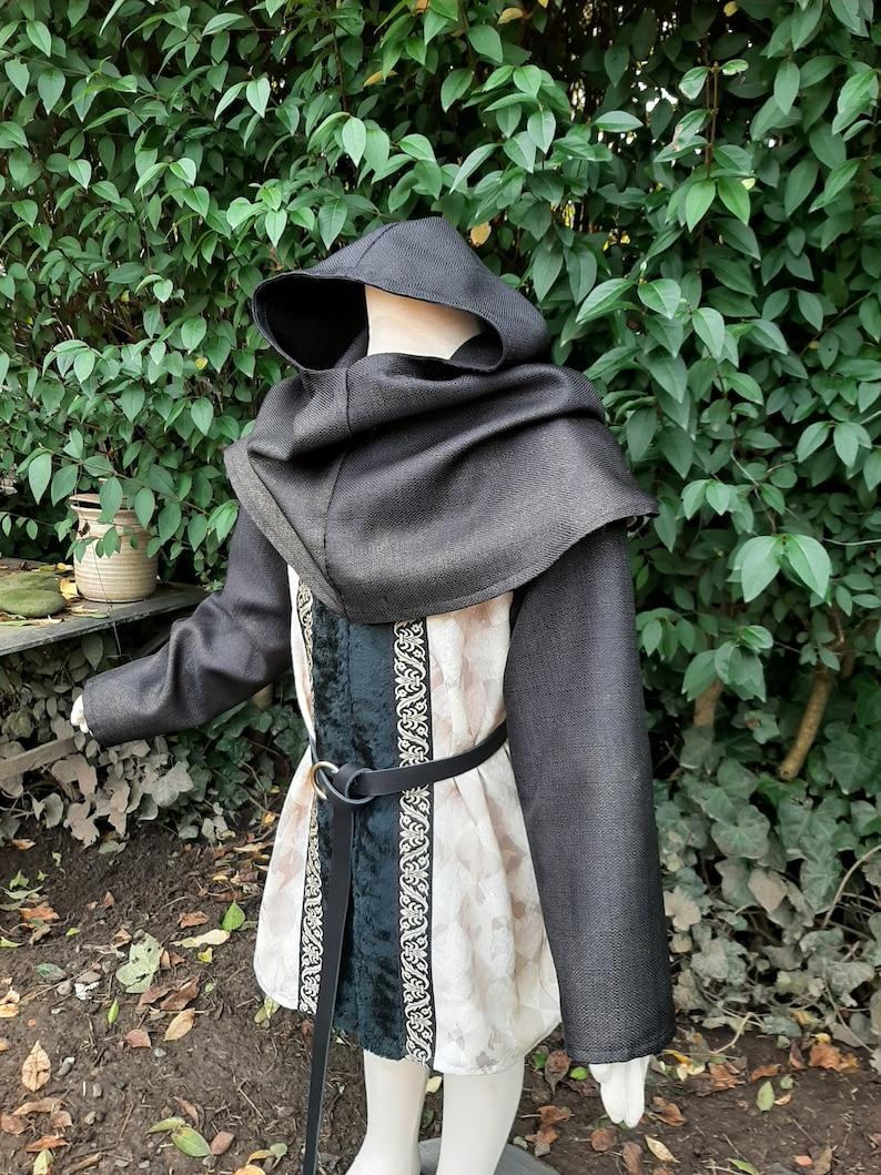 size 56 Boy/'s Medieval KingKnight Costume