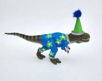 "Dinosaur, T-Rex Figurine, Dinosaur Gift, Jurassic Art, ""Taima"""