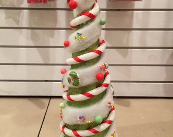 Tall - Candy Cane - Peppermint - Gumball - Christmas Tree