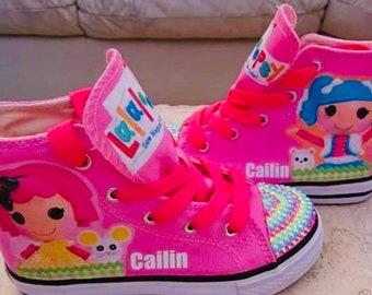 cccafad84b75 Lalaloopsy converse shoes