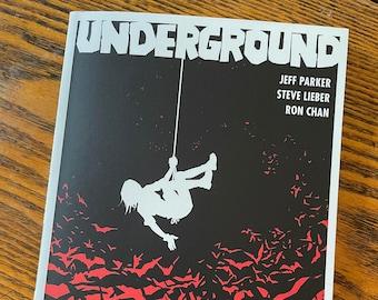 Underground graphic novel. Brand new Oni Press edition!. Free USA shipping!