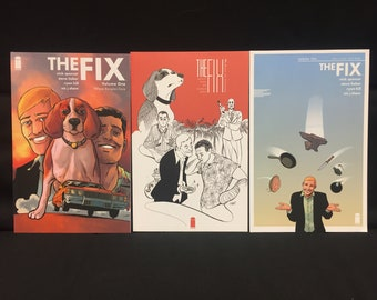 The Fix: Complete set. Free USA shipping!